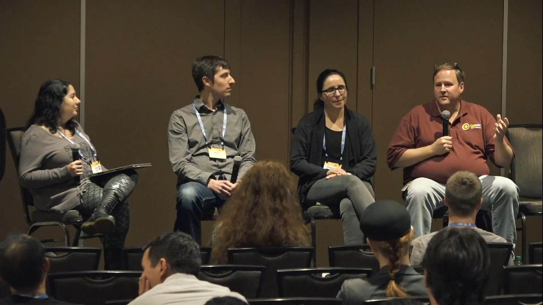 CppCon 2018 Panel on Software Security