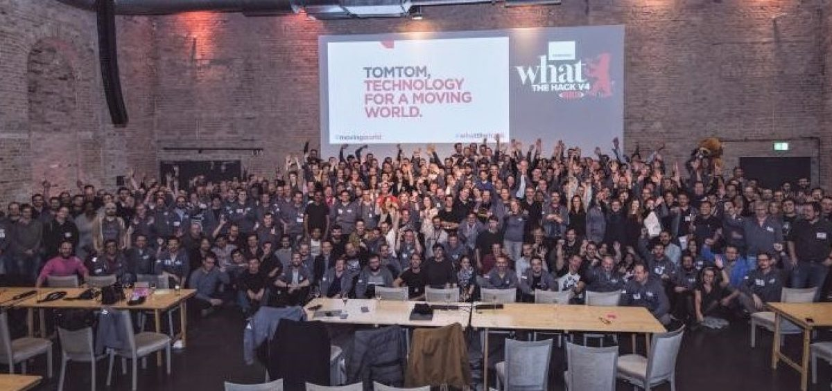 I Will Be Speaking At The TomTom 2019 Hackathon