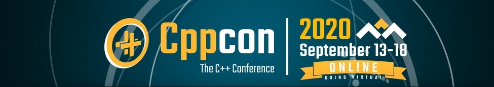 I Will Be Speaking At CppCon 2020
