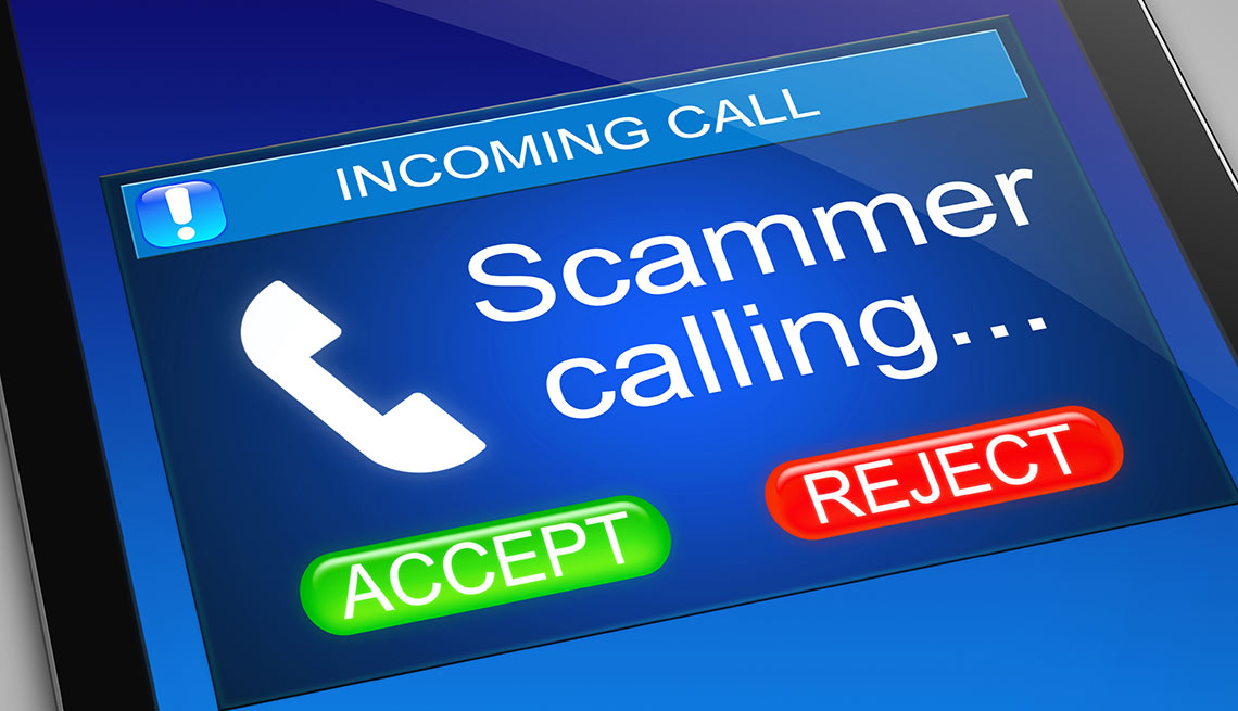 Scamming The Scammers